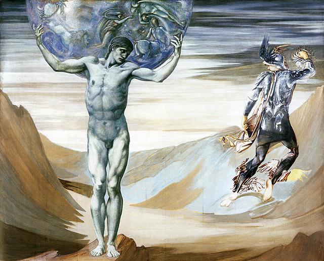 アトラスとペルセウス
