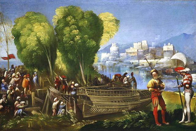 アルゴー船の出発